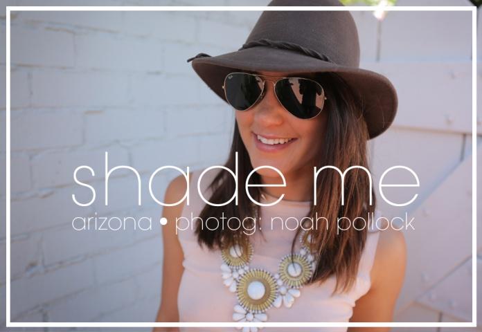Eat Green, Wear Black | Shade Me