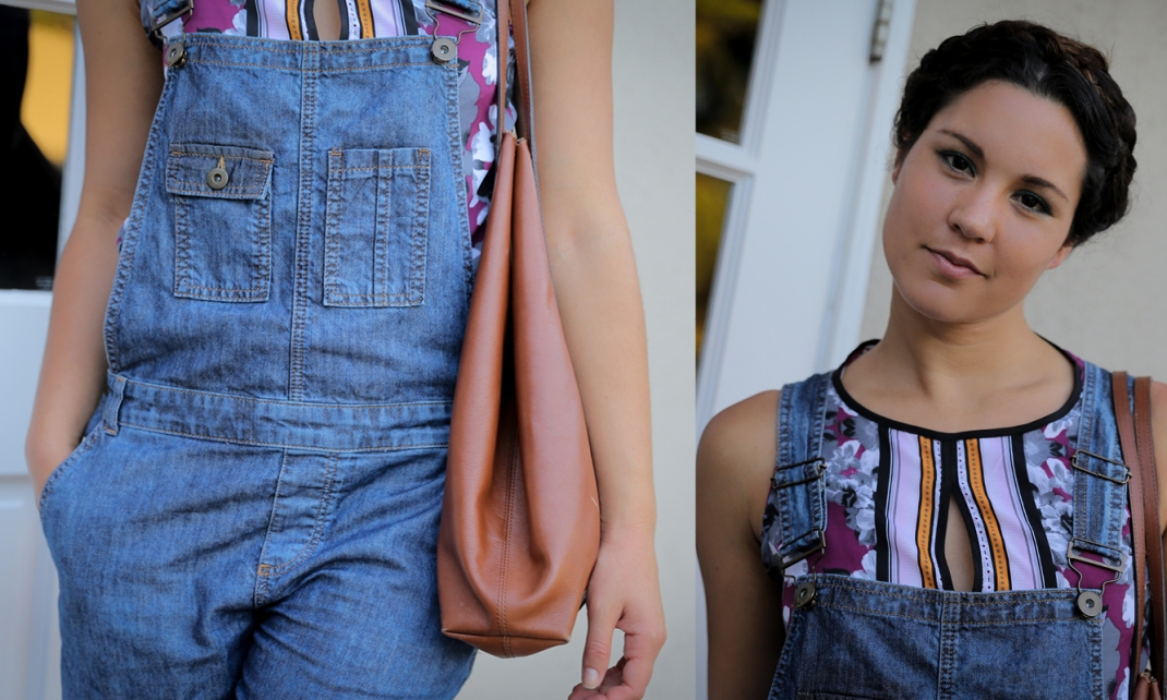 how to wear overalls3