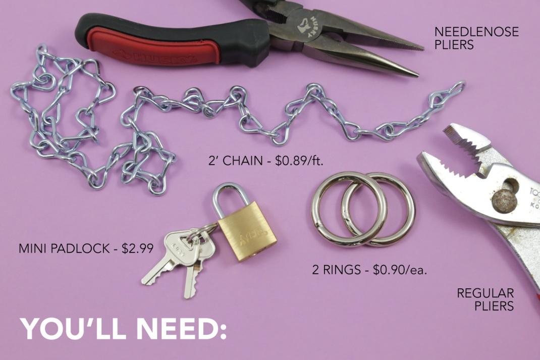 DIY_Rodarte_chain_necklace_supplies