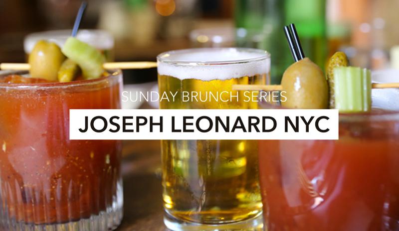 Joseph Leonard NYC
