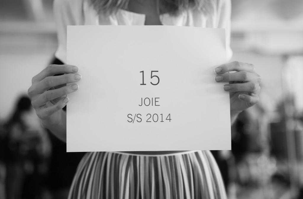 Joie Spring Summer 2014 Presentation