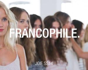 Joie spring summer 2014